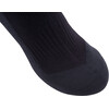 Sealskinz Hiking Mid Knee Sokken grijs/zwart